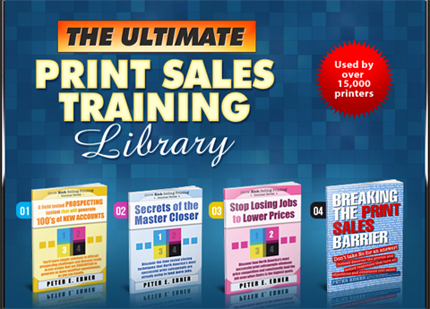 The Ultimate Print Sales Training Library